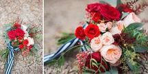 Wedding Flowers / Wedding Bouquets + Flowers photographed by Rhiannon Sarah Photography