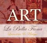 Art / Original works of art and fine art reproductions to elevate the style and sophistication of any space. Find the perfect art to complement your home or office. Follow La Bella Fiona on Pinterest or if you're interested in purchasing go to labellafiona.com/art.