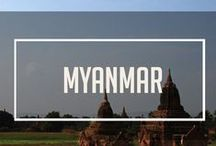 The Burma Project / Breaking the mystery behind this country