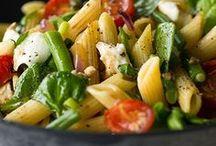 Food / Leckere vegetarische Gerichte, Grillideen für Vegetarier, Ideen für Gäste, Dips, Salate