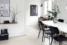 BoxWorx || Black & white home