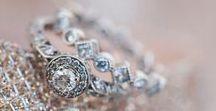 Wedding Rings / Wedding Ring shots by Rhiannon Sarah Photography