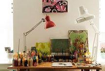Beautiful Studios / Beautiful and creative studio spaces