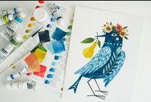 Beautiful Illustrations / illustrations and art