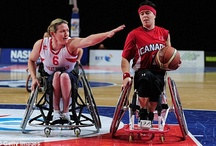 Women of Wheelchair Basketball  / Featuring the women athletes who play wheelchair basketball around the world