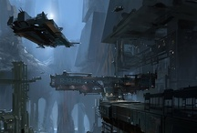 Conceptart - James Paick