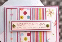 Cards - Christmas - Pattern Paper  / by Kim Veevek