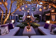 Outdoor Spaces/Patios/Decks / by Ashley Pate