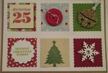 Cards - Christmas - Miscellaneous / by Kim Veevek