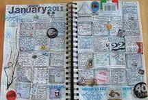 Journal Inpiration / by Kayla Christine Keppel