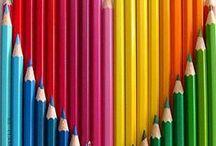 colors / by Anahit Karakhanyan