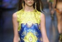 Dolce & Gabbana S/S 2012 / Some of my favourite pieces from the D&G S/S 2012 Collection.