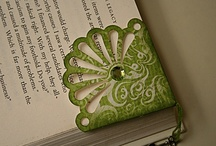 Cards - Bookmarks / by Kim Veevek
