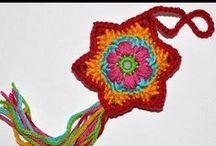 crochet video and crochet technique. / by Hansína Hafsteinsdóttir
