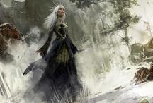 Fantasy Character - Inspiration