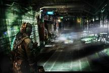 Conceptart - Dead Space 3