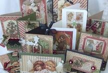 Cards - Christmas - Old World / by Kim Veevek