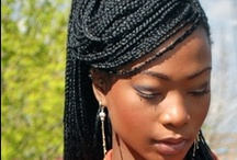 Hairstyle Crush ~ Box Braids / by Ashley Pate