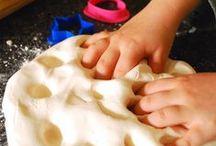 clay - homemade clay / by Anahit Karakhanyan