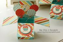 Cards - Card In A Box / by Kim Veevek
