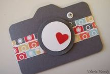 Cards - Camera & Film Theme / by Kim Veevek