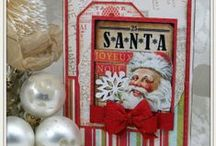 Cards - Christmas - Bingo Cards / by Kim Veevek