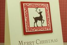 Cards - Christmas - Reindeer / by Kim Veevek