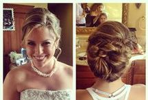 Hair & Make-Up by Lauren / Hair & Make-Up styles by Lauren, Wingate Salon and Spa.