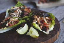  EATING CLEAN   SAVOURY / Recipes #cleaneating  / by Grace