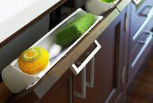 Interiør og bruktideer / Ideer til nytt kjøkken