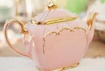 Tea & Coffee Pots & Teakettles / by Deborah Young