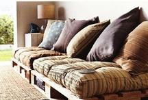 projects // home diy / DIY Home - Tee se itse -projekteja kotiin.