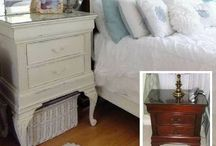 Diy upcycle projects and Decor / by Cynthia Mitchell