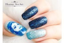 My manicures / https://www.facebook.com/pages/Heavenly-Nail-Art/1557820077791292?ref=hl