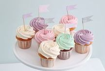 cupcakes, muffins & cake pops