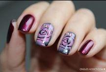 Nail Art / Tout mes Nail Art