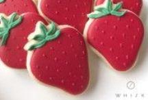 ιδέες για παιδικό πάρτι - φράουλα! / Πάρτι με θέμα τη φράουλα!
