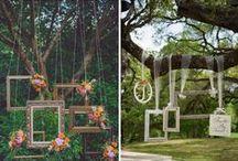 Creatief met DIY / Zelf decoratie maken voor jouw bruiloft is niet alleen leuk maar kan ook de kosten drukken. Hier leuke DIY ideeën om zelf te maken en jou te inspireren.