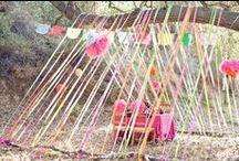 Festival bruiloft / Ben jij een festivalganger of hou je van een ongedwongen sfeer? Dan is een festival bruiloft misschien wel iets voor jou