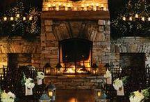 Kerstbruiloft / Romantisch trouwen in kerstsfeer