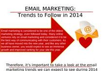 Email Marketing / Inspiração e dicas para gestão de campanhas de Email Marketing e elaboração de newsletters periódicas, para fidelizar os seus clientes.