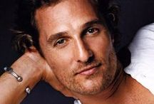 Matthew McConaughey / One of my favorite actors. / by Deborah Young