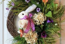 Easter and Spring Decor / Find fun ways to spend time with your family and create Family Traditions