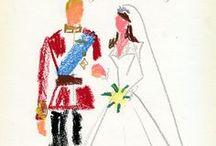 Koninklijke Bruiloft / Koninklijke bruiloft, stijlvol en elegant