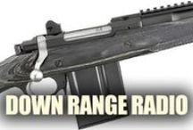 Down Range Radio Podcast / Down Range Radio is a weekly podcast published every Wednesday morning and hosted by Michael Bane. We cover the latest from the firearms industry, the Second Amendment, shooting sports and personal defense. http://outdoorchannel.com/down-range-radio