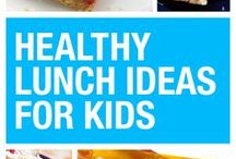 Healthy KIDS Meals + Snacks / Eating healthy all the time is not easy, especially when it comes to kids. They often don't eat vegetables and other healthy foods, just sweets and meals that are rich in carbohydrates. Fortunately, there are a lot of healthy kids meals and snacks, which will help them to perform better in school. The foods on this board are really tasty too!