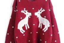 Christmas Sweaters / Christmas Ugly Sweaters ,fair isle sweaters warm your winter life !