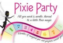 Pixie Party Kits / Pre-Cut Kits! What's not to like?