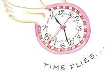 Time [Les Temps] / by ANTOINETTE ASSANTE