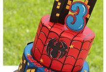 ιδέες για παιδικό πάρτι - spiderman / Διοργανώστε ένα μοναδικό πάρτι με θέμα τον Spiderman!